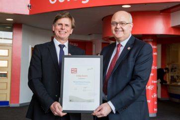 New rail partnership frame
