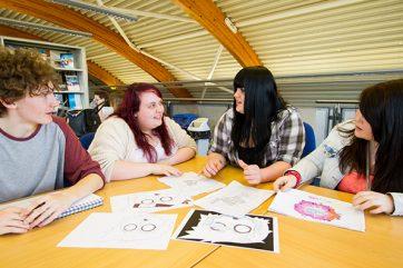 Enterprise and Employability students