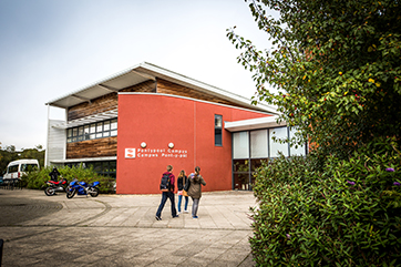 Pontypool campus
