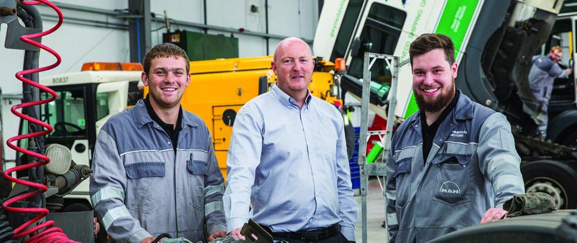 motor Apprenticeships