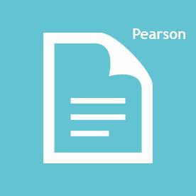 pearson icon blue