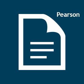 Pearson Icon dark blue