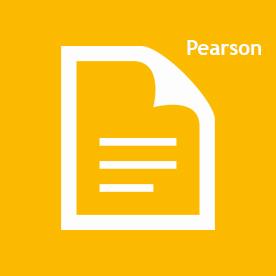 pearson icon yellow