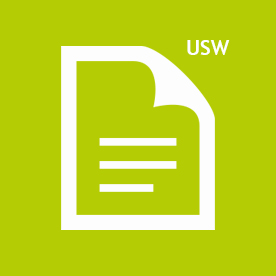 USW icon green