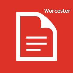Worcester icon red