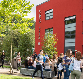 Crosskeys campus