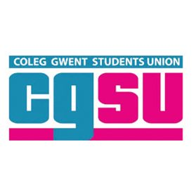 Coleg Gwent Students Union Logo