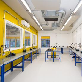 Dennison Advanced Materials Centre Lab