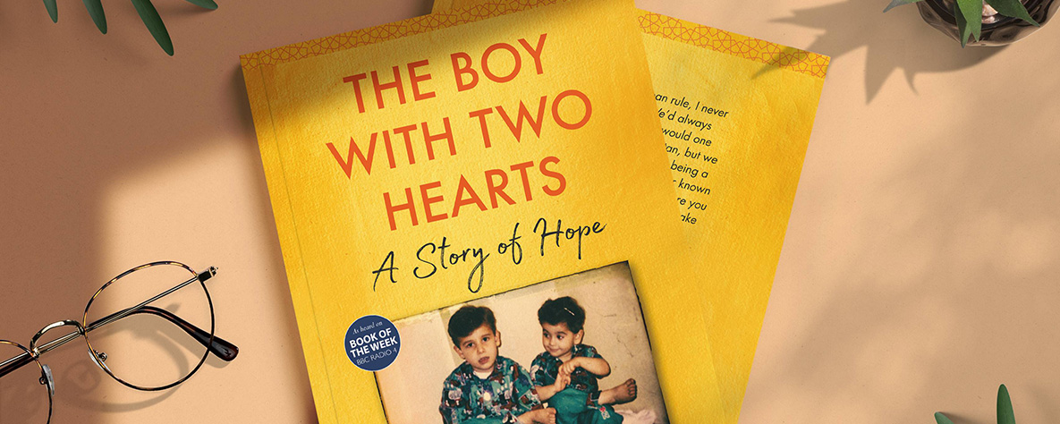 The Boy With Two Hearts book