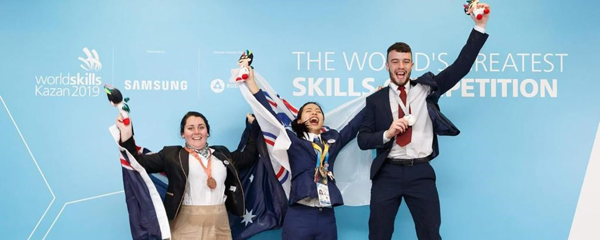 WorldSkills UK Centre of Excellence programme