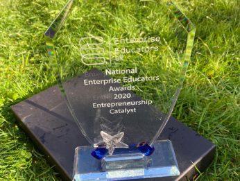 Entrepreneurship Catalyst award