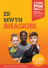 Coleg Gwent Full Time Guide Cover