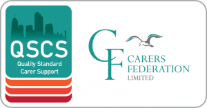 Quality Standard Care Support and Careers Federation logos