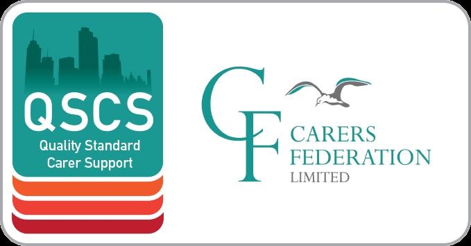 QSCS Carers Federation logo