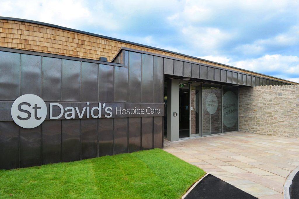 St Davids Hospice Care exterior