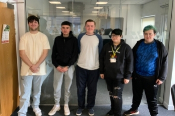 Career college computing and digital technology learners