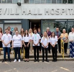 ILS Supported Internships at Nevill Hall Hospital